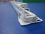 10. Полозки роликовые для выдвижных ящиков (толщина металла 1,0 мм)